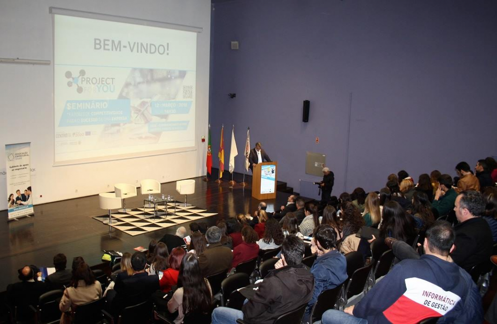 Project For You em destaque na Coimbra Business School | ISCAC