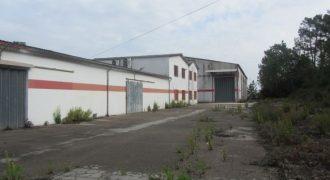 Armazém – Zona Industrial Soure